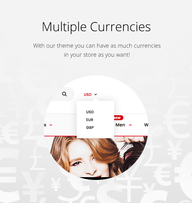 multi currencies