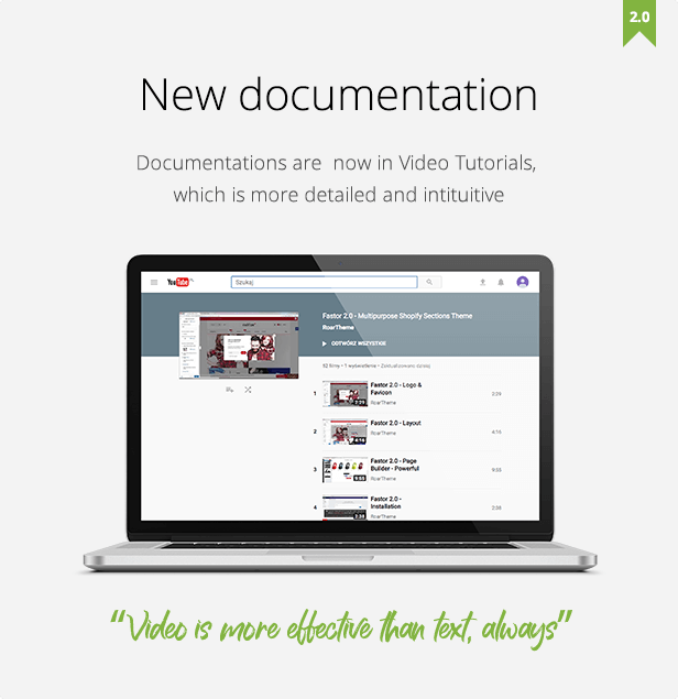 fastor new documentation