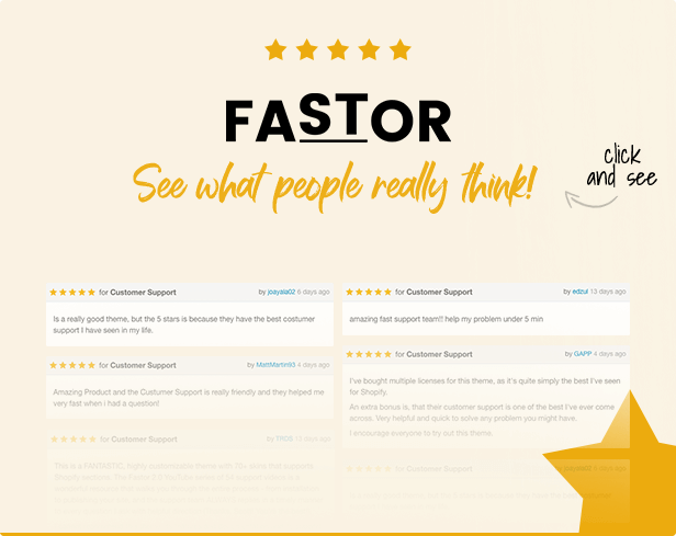 fastor reviews